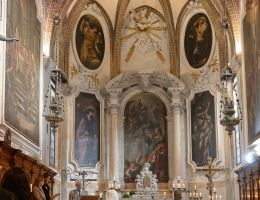 Catholic Marriage in an Ancient Venetian Church