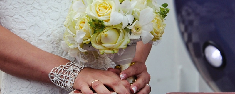 White Rose Package - Wedding in Venice