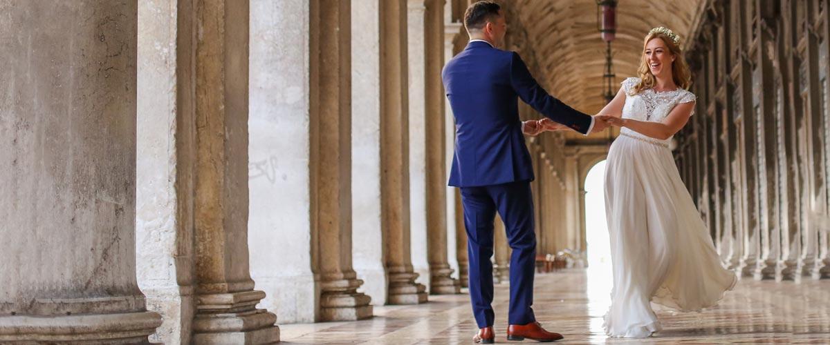 I 10 step per sposarsi